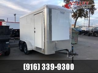 2021 Continental Cargo OSTW714TA2 Enclosed Cargo Trailer