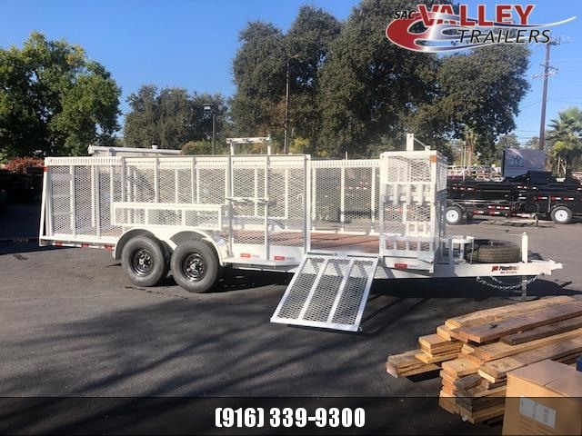 2020 Playcraft Deluxe Landscape Utility Trailer