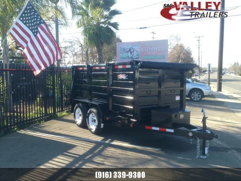 2020 R and J Trailers Inc 5X10 DUMP 7K Dump Trailer