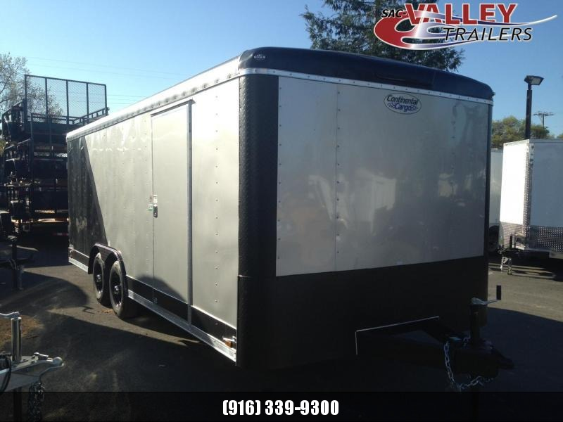 2020 Continental Cargo OSTW8.520TA3 Enclosed Cargo Trailer