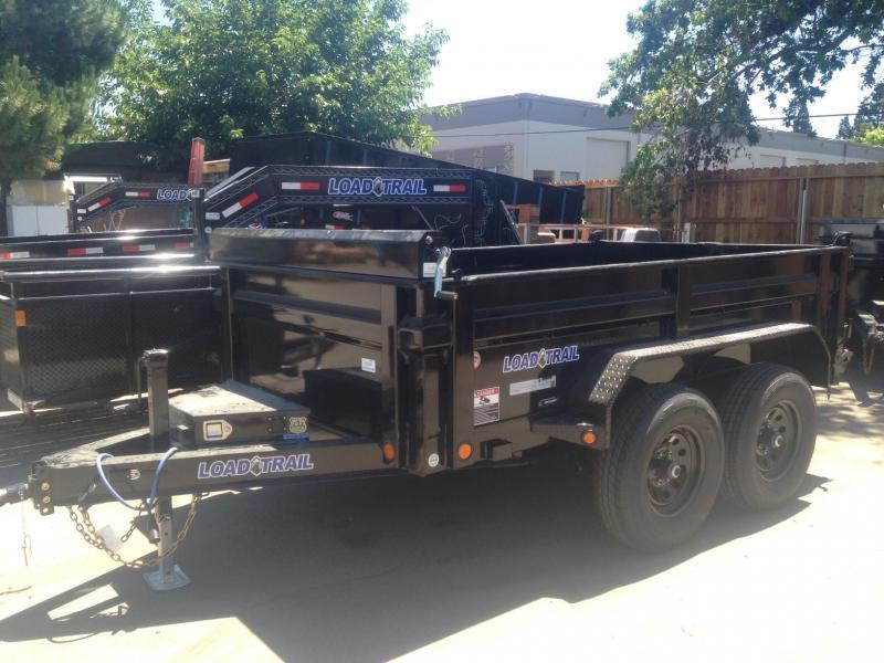 """2020 Load Trail Dump 72""""x12' 10K"""