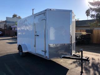 2021 Continental Cargo OSVHW612SA Cargo Trailer