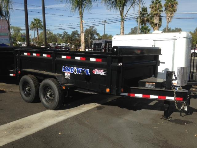 2021 Load Trail 83 X 12 Tandem Axle Dump Dump Trailer