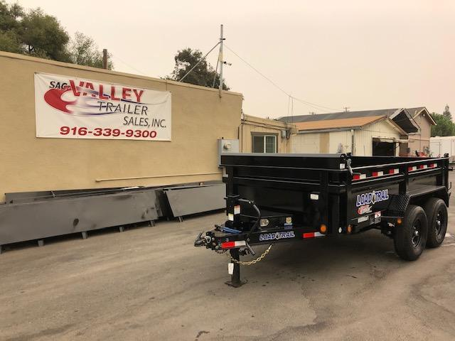 2021 Load Trail 72 X 12 Tandem Axle Dump Dump Trailer