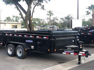 """2021 Load Trail Tandem Axle Dump 83"""" X 14'   16k"""