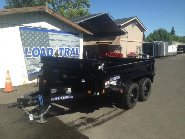 "2020 Load Trail 72"" X 10' Tandem Axle Dump Trailer"