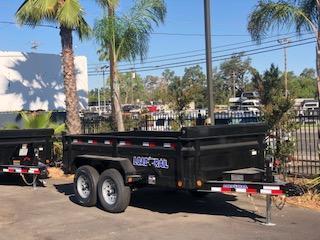 2022 Load Trail 83 X 12 Tandem Axle Dump Dump Trailer
