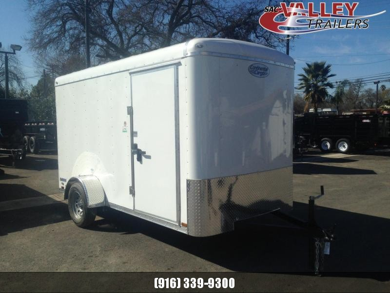 2021 Continental Cargo OSTW610SA Enclosed Cargo Trailer