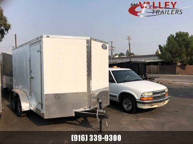 2021 Continental Cargo OSVHW712TA2 Enclosed Cargo Trailer