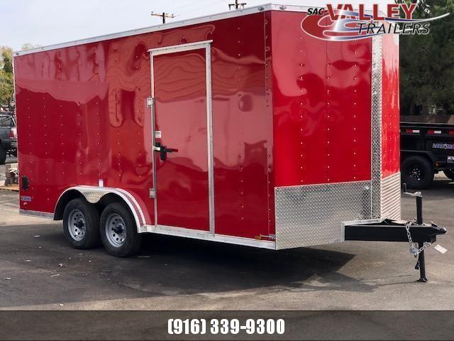 2021 Continental Cargo VHW816TA2 Enclosed Cargo Trailer