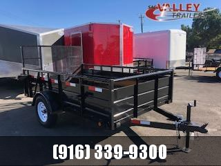 2021 R and J Trailers Inc 610SAU2.9K Utility Trailer