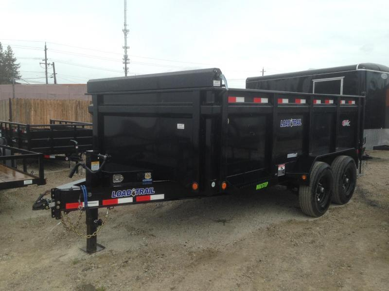 "2021 Load Trail Dump 14k 83""x 16'"