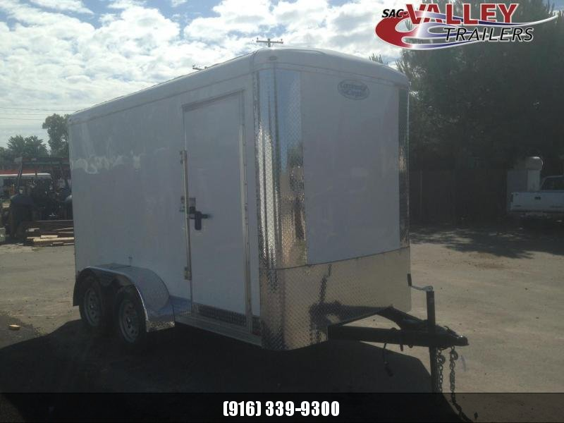2020 Continental Cargo OSTW612TA2 Enclosed Cargo Trailer
