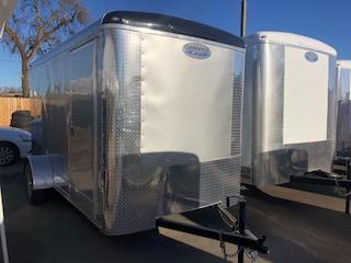 2021 Continental Cargo OSTW612SA Enclosed Cargo Trailer