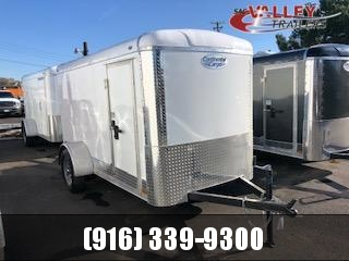 2021 Continental Cargo OSTW510SA Enclosed Cargo Trailer