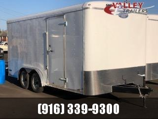 2021 Continental Cargo OSTW816TA2  Enclosed Cargo Trailer