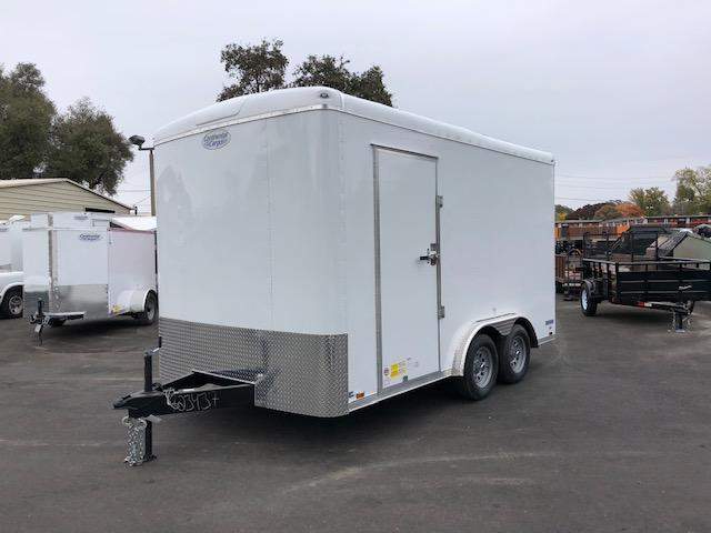 2021 Continental Cargo TW814TA2 Cargo Trailer