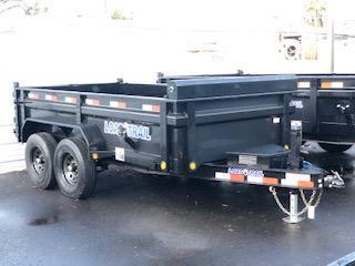 2021 Load Trail 72 X 12 Tandem Axle Dump 10k