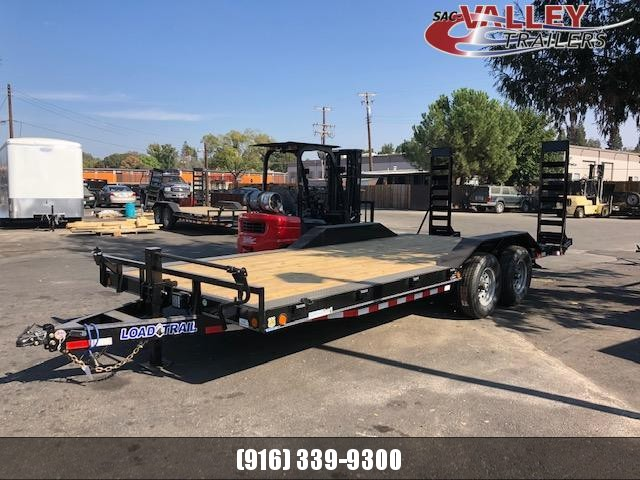 2021 Load Trail CH1022072 Equipment Trailer