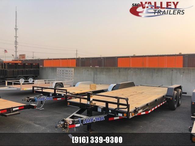 2021 Load Trail CH8322072 Equipment Trailer