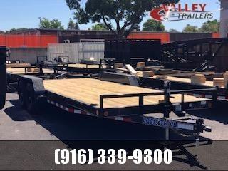 2021 Load Trail  Equipment Trailer CH8320052