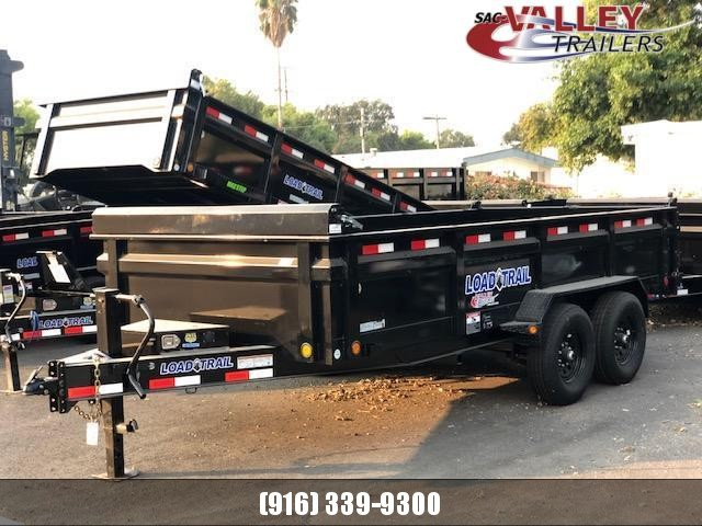 2021 Load Trail DT8316072SS Dump Trailer