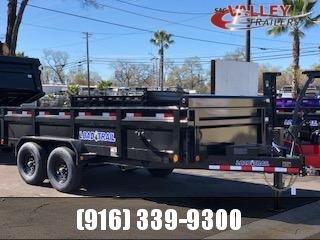 2021 Load Trail Dump Trailer DT8316072SS