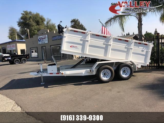 2021 R and J Trailers Inc 612 DUMP 10K Dump Trailer
