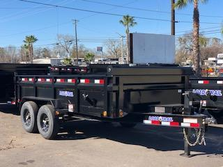 2022 Load Trail Dump Trailer 14K