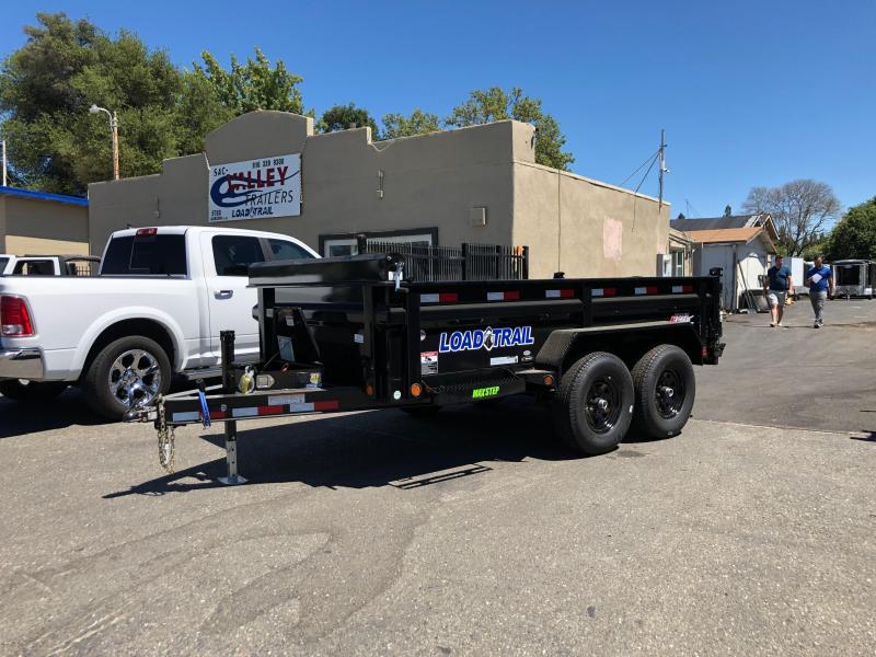 """2020 Load Trail 72"""" X 12' Tandem Axle  Dump"""