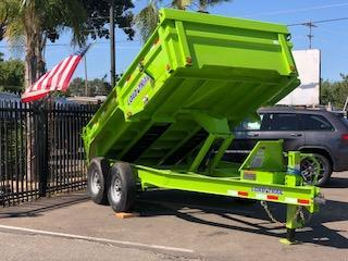 2021 Load Trail 83 X 12 Tandem Axle Dump