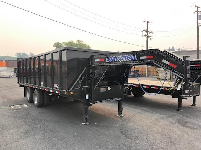 2020 Load Trail Tandem Axle Heavy Duty Dump Deck Over 24k