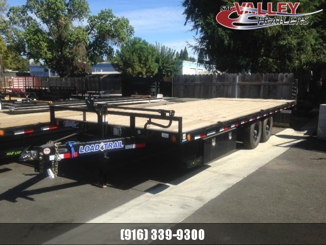 2020 Load Trail Deckover Equipment Trailer 14k