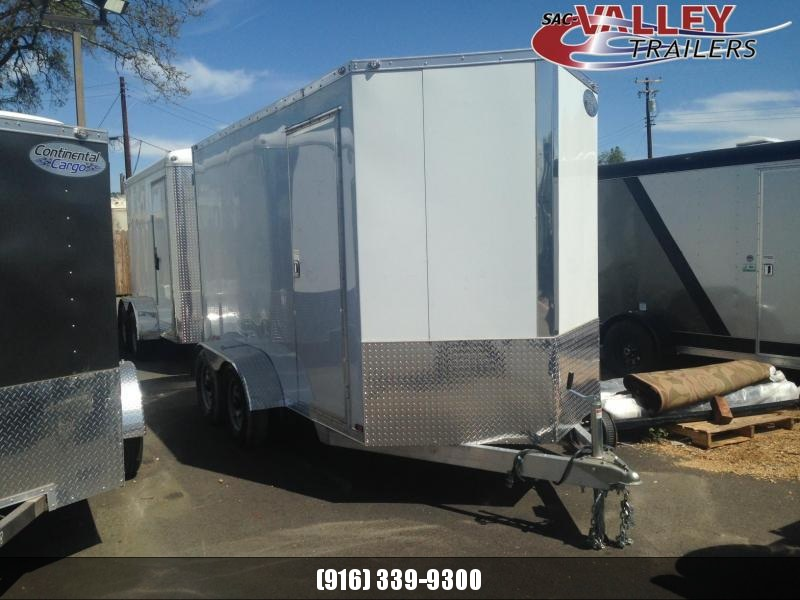 2020 Continental Cargo OSVHWA612TA2 Enclosed Cargo Trailer
