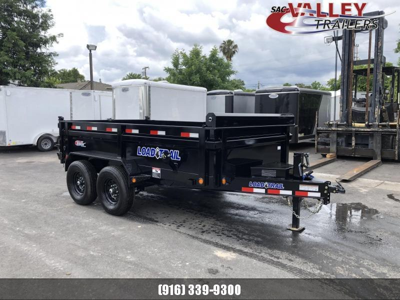 2021 Load Trail DT8312072 Dump Trailer