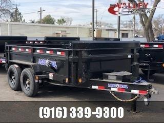 2021 Load Trail DT8312072 Dump Trailer