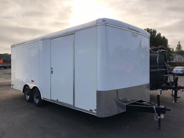 2022 Continental Cargo 10k Carhauler Enclosed Trailer