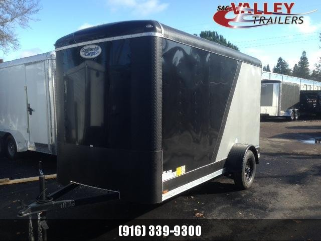 2020 Continental Cargo OSTW612SA Enclosed Cargo Trailer