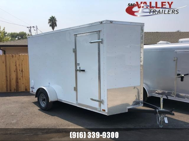2021 Continental Cargo OSVHW612SA Enclosed Cargo Trailer