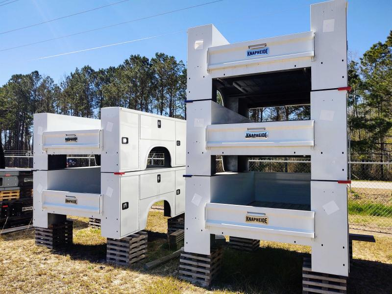 2020 NEW KNAPHEIDE 696 SRW 8' SERVICE BODY Truck Bed
