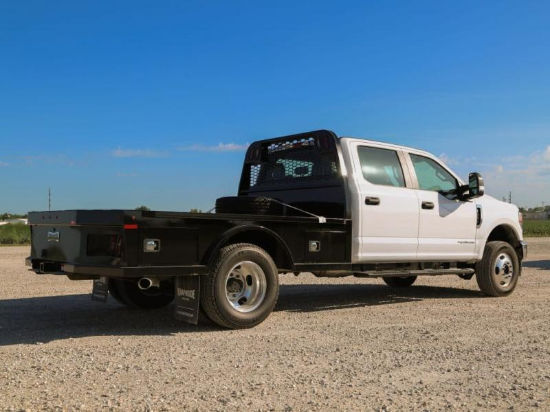 """2021 Knapheide PGNC86F 8'-6"""" Gooseneck Body fits 2017-current Ford F350 56"""" CA DRW with OEM Factory pickup bed"""