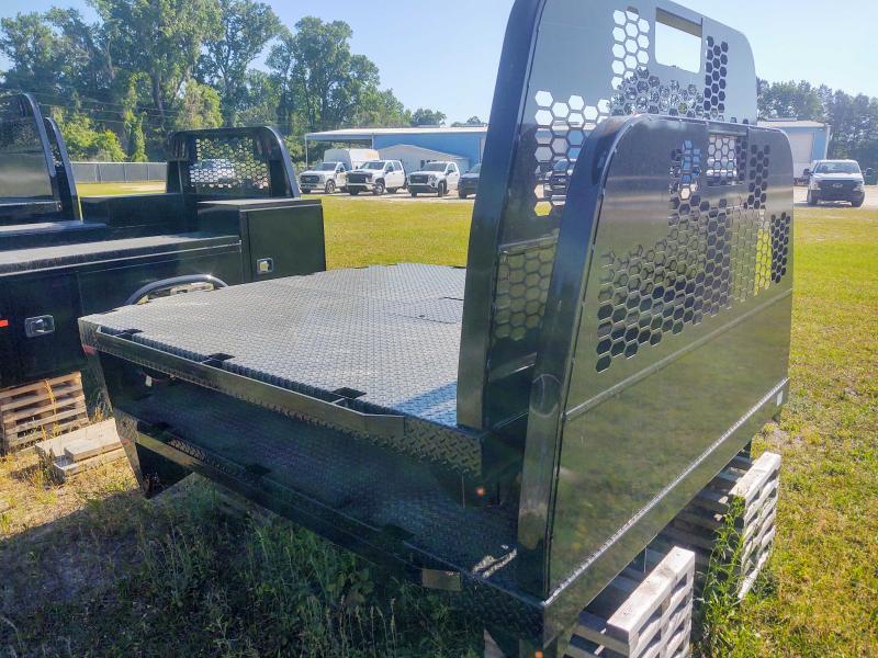 2021 NEW KNAPHEIDE PGNB-768-G CHEVY/GM SHORT BED GOOSENECK HAULER TRUCK BED