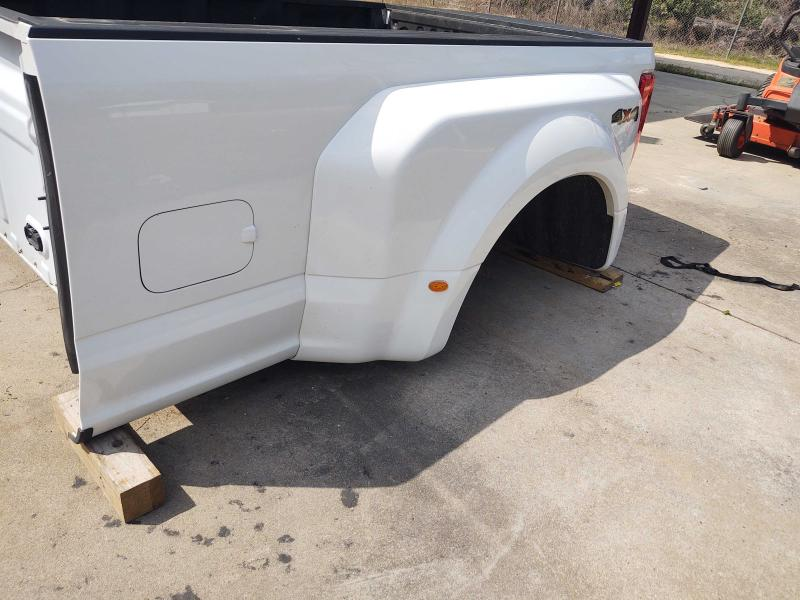 2019 FORD F350 8' DUALLY OEM TAKE OFF PICKUP TRUCK BED GREAT CONDITION