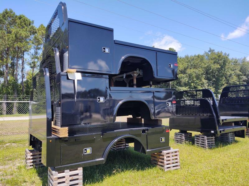 "2021 Knapheide PGNC-96 9'-6"" Skirted Gooseneck Body fits ALL 60"" CA DRW cab chassis"