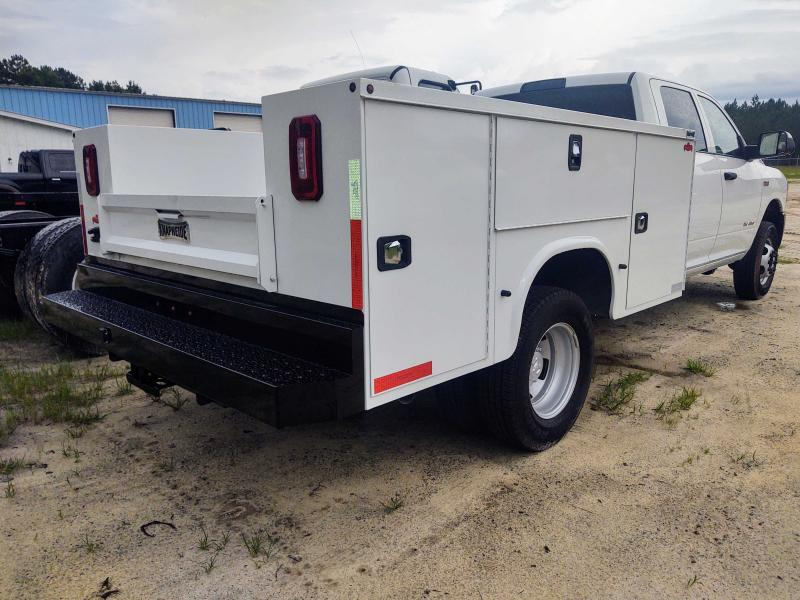 """2021 Knapheide 6108D54-2 9' DRW Steel Service Body fits ALL 60"""" CA Chassis Cab"""
