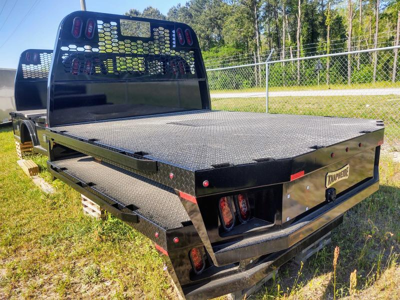2021 NEW KNAPHEIDE PGNB-738-F SHORT BED FORD GOOSENECK HAULER TRUCK BED