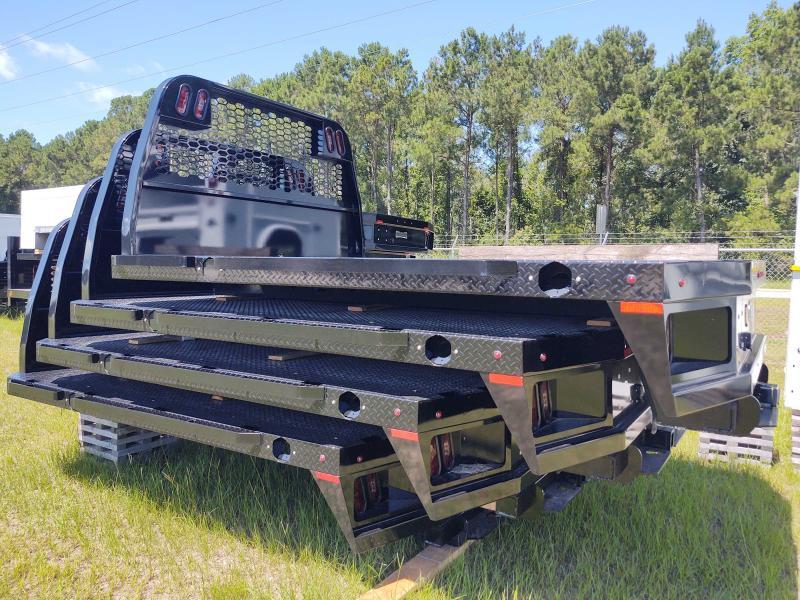 "2021 Knapheide PGNB-96 9'6"" DRW Gooseneck Bodies fits ALL 60"" CA chassis cabs"