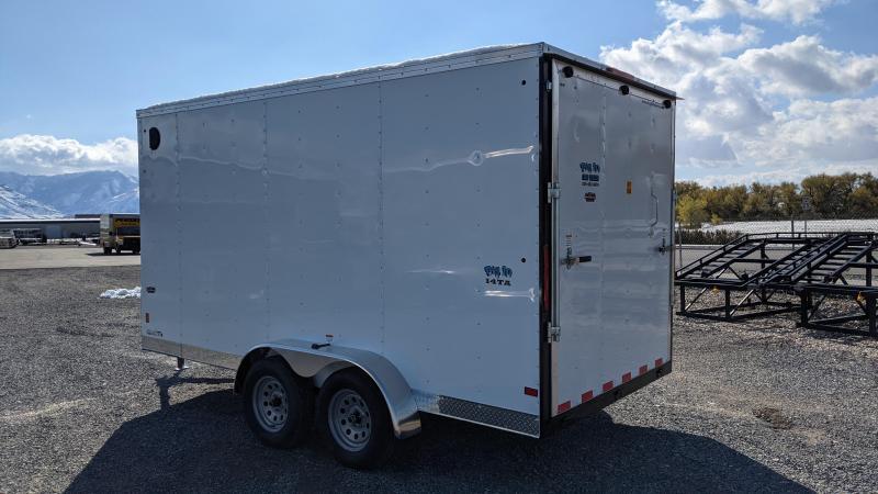 New! 2022 C&B Big 10 7x14 Enclosed Cargo Trailer