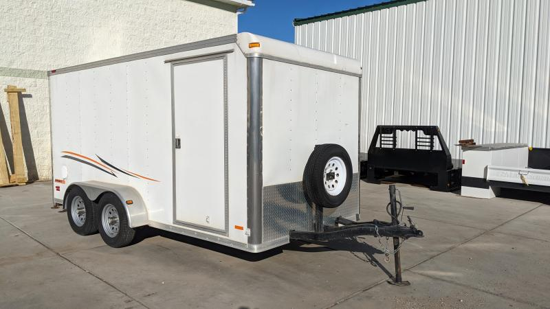 2005 Pace American 7x14 Legacy Motorcycle Enclosed Cargo Trailer