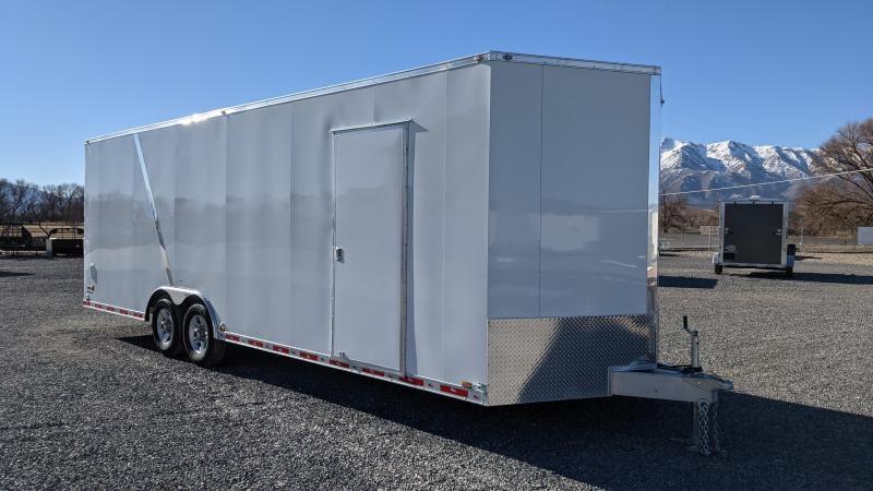2021 Redline 8.5x26 All-Aluminum Enclosed Trailer